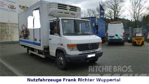 Mercedes-Benz 818D Vario,Eu5D-Fz,Tiefkühlu.Frischd.neuerTüv!