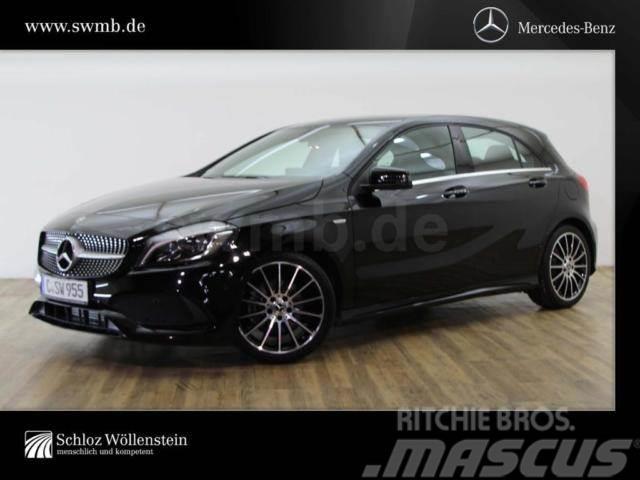 Mercedes Benz A 200 Limousine Amg Navi Led Klima Sitzheizung Cena