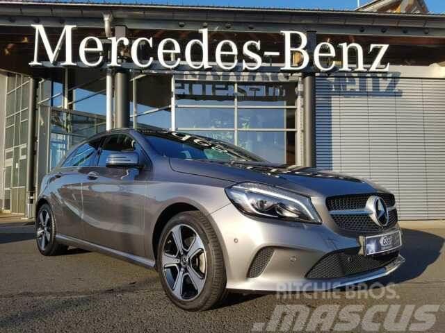 Mercedes-Benz A 200d URBAN+LED+PANO+NAVI+ PARK-PILOT+SHZ+TEMPO
