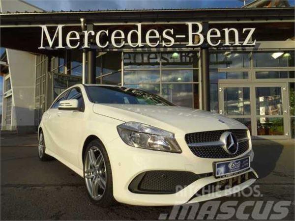 Mercedes-Benz A 220d 7G+AMG+Park-Pilot+ Memory+NAVI+SHZ+18'