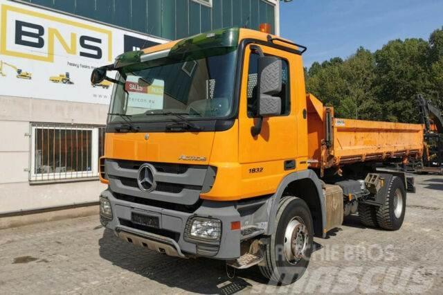 Mercedes-Benz Actros 1832 *Bj2009/186Tkm/Automatik/ABS/ASR*