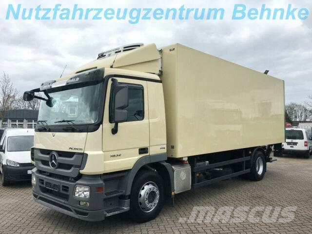 Mercedes-Benz Actros 1832 LL Kühlkoffer LBW seitl. Tür EU5