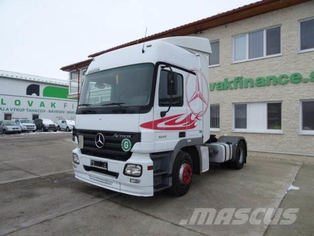 Mercedes-Benz ACTROS 1841 LS,semiautomatic,EURO 3,vin 389