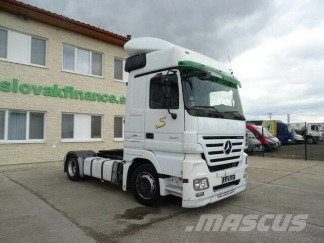 Mercedes-Benz ACTROS 1841 LS Lowdeck, automatic,EURO 5,vin 892