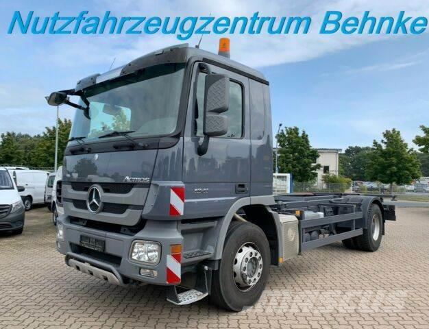 Mercedes-Benz Actros 1841 L BDF/M-Haus/Klima/ AHK/ RS 4800mm