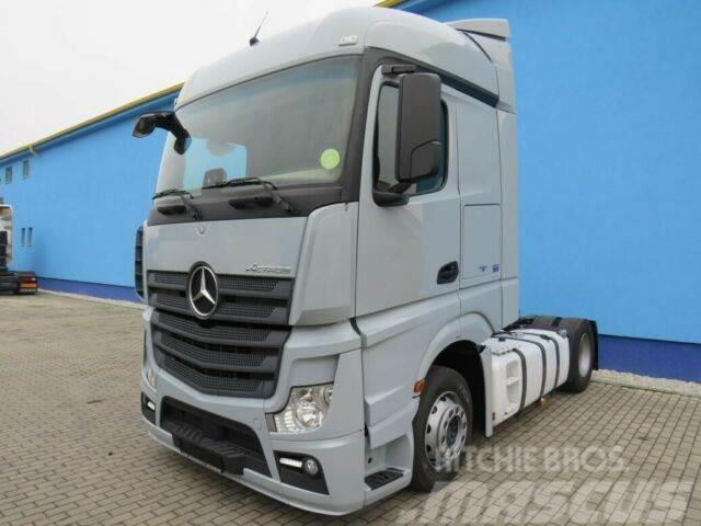 Mercedes-Benz ACTROS 1843*EURO 6*Stream Space*Aut