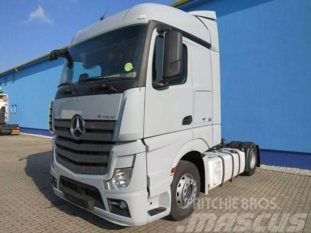 Mercedes-Benz ACTROS 1843*EURO 6*Stream Space*Hydraulik*Aut