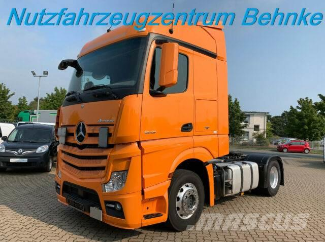 Mercedes-Benz Actros 1843LS StreamSpace/ Retarder/Klima/Xenon