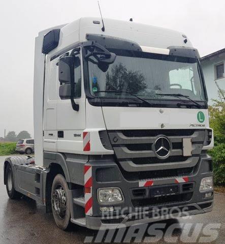 Mercedes-Benz Actros 1844 / EEV / Retarder / Hydraulik/ GERMAN