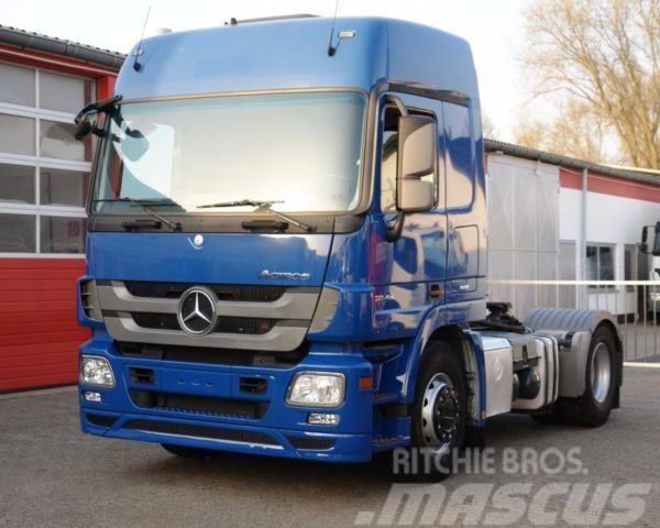 Used Mercedes Benz Actros 1844 Ls Kipphydraulik Retarder Euro5 Tuv