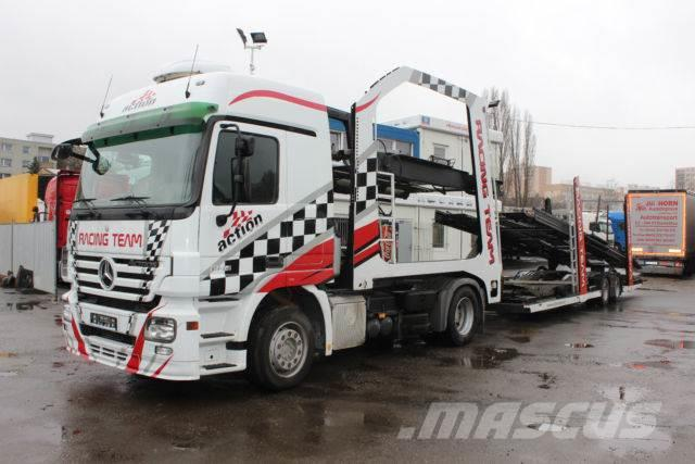 Mercedes-Benz Actros 1844 LS AS + EUROLOHR C2 (FOR 8 CARS)
