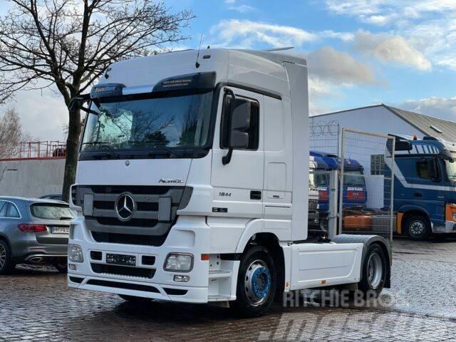 Mercedes-Benz Actros 1844 LS / Euro5 / Retarder