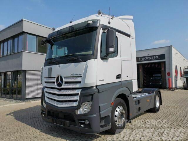 Mercedes-Benz Actros 1845LS /MB Standklima/Retarder/Alu-felgen