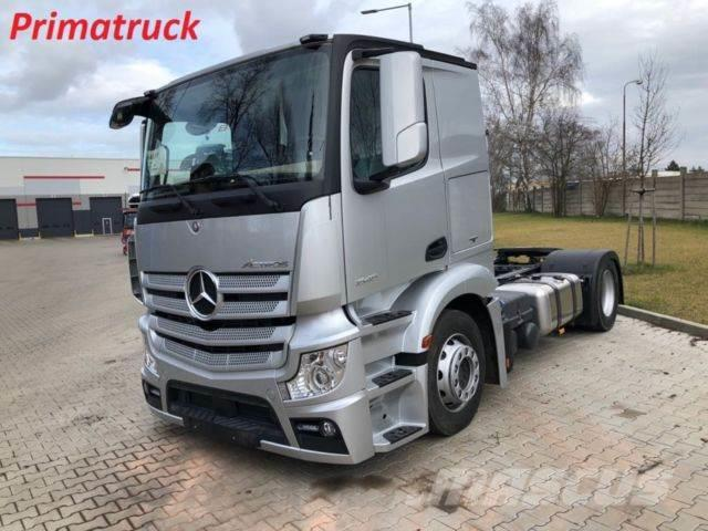 used mercedes benz actros 1846 neue lkw f r euro lohr car. Black Bedroom Furniture Sets. Home Design Ideas