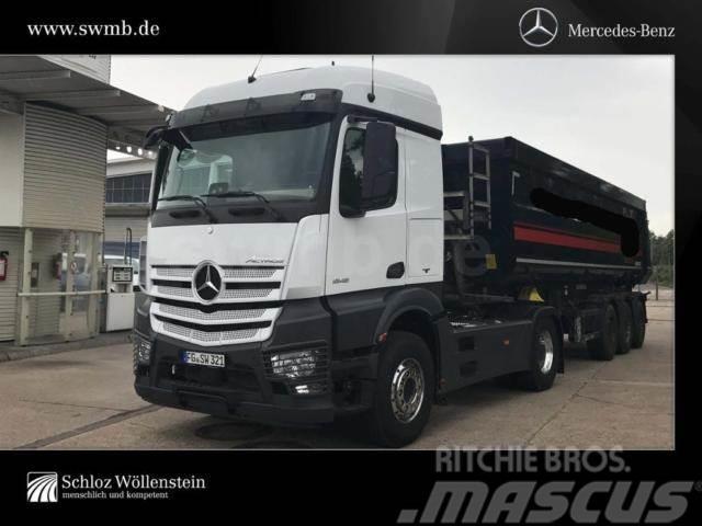 Mercedes-Benz Actros 1846LS Abbiegeassistent/Kipphydr/DAB+