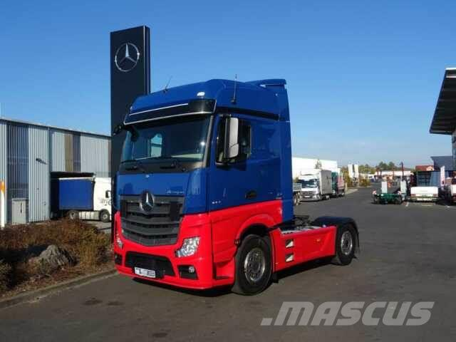 Mercedes-Benz Actros 1851 LS Big Space Vollspoiler Euro 6