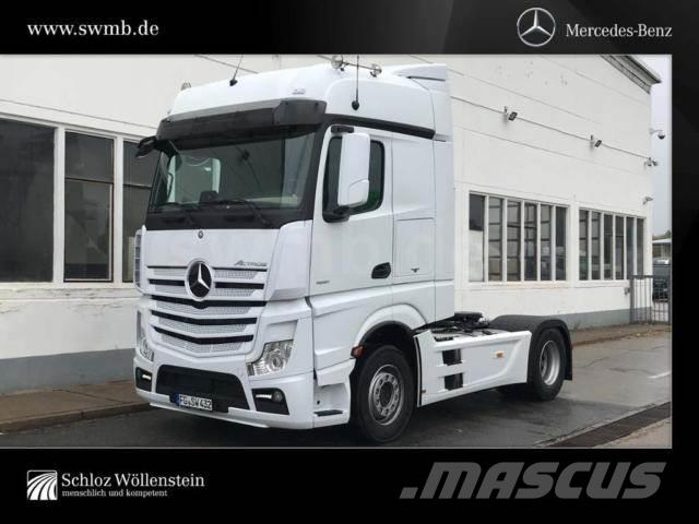 Mercedes-Benz Actros 1851LS Safety/Retarder/Abbiegeassistent
