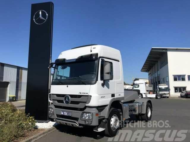 Mercedes-Benz Actros 2041 S 4x2 Blatt/Blatt Euro4 Nebenantrieb