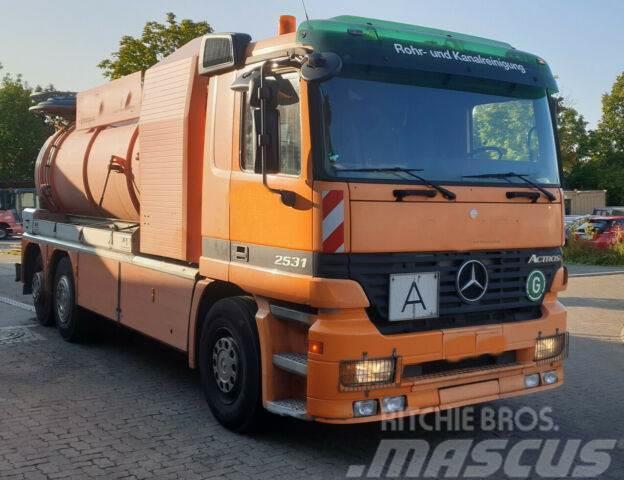 Mercedes-Benz Actros 2531 6x2