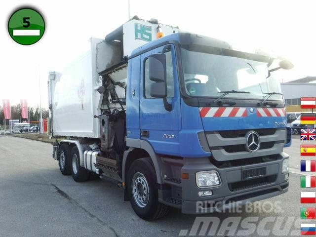 Mercedes-Benz Actros 2532 - 2632 L 6x2 - KLIMA - HN Schörling