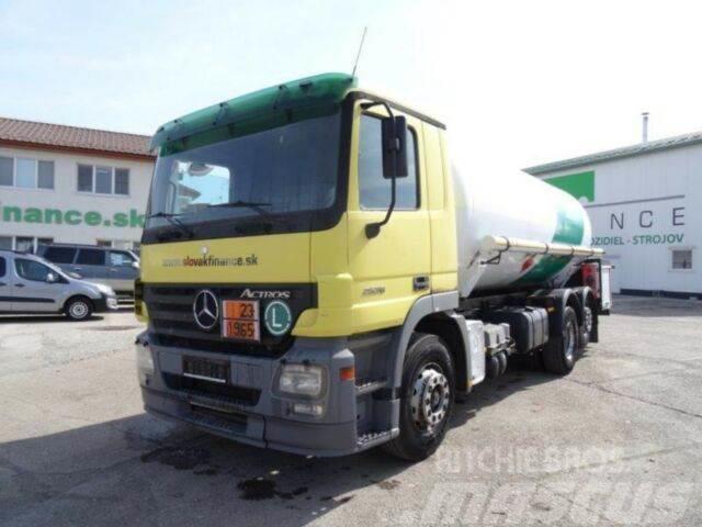 Mercedes-Benz ACTROS 2536 6x2,GAS,tank vor LPG,ADR,VIN 805