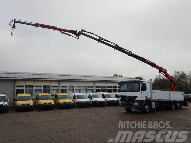 Mercedes-Benz Actros 2536 - DPF - KLIMA - TIRRE EURO 222 19,6m