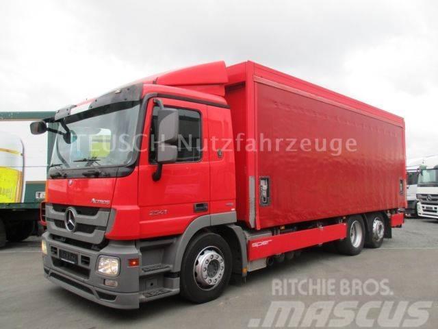 Mercedes-Benz ACTROS 2541 / LBW / AHK / LENKACHSE / 6.900 mm