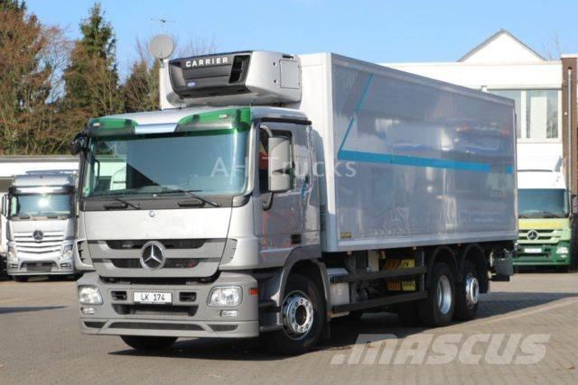 Mercedes-Benz Actros 2541 MP3 Carrier Supra 850/Lenk-liftachse