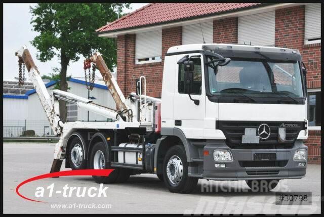 Mercedes-Benz Actros 2541 Meiller AK 16T Lenkachse,