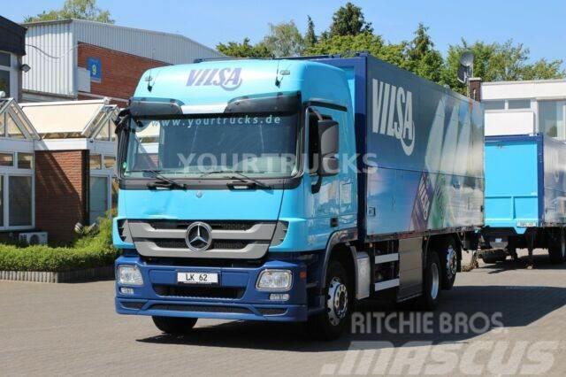 Mercedes-Benz Actros 2541 Retarder/Schwenkwand/Lenkachse/LaSi