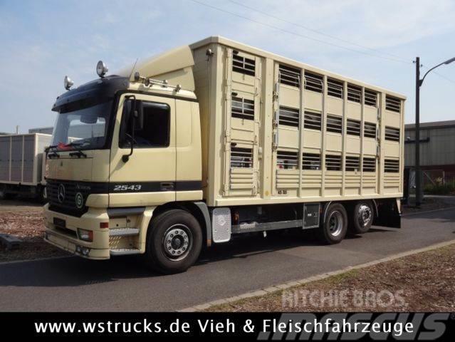 Mercedes-Benz Actros 2543 KABA 3 Stock nur 361000km