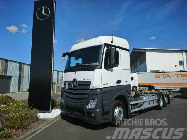 Mercedes-Benz Actros 2543 LL BDF 2x AHK Retarder PPC