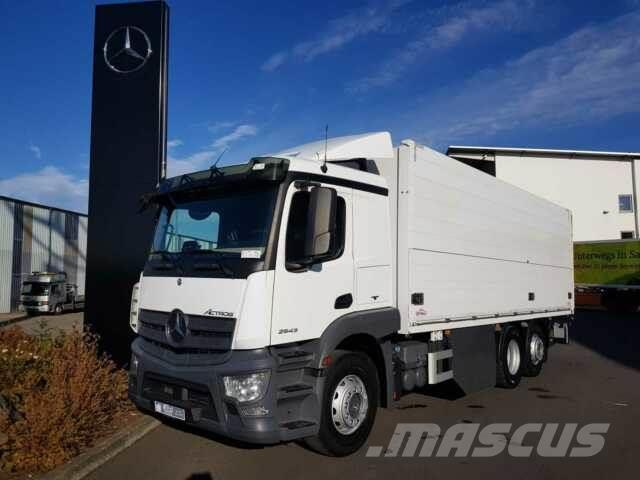 Mercedes-Benz Actros 2543 LL 6x2 Getränkekoffer+LBW mehrfach!!