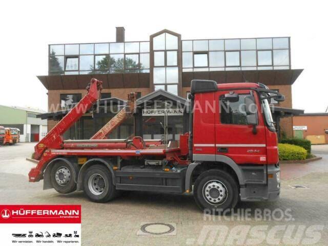 Mercedes-Benz Actros 2544 6x2-4 BL E5 Meiller AK 16 MT