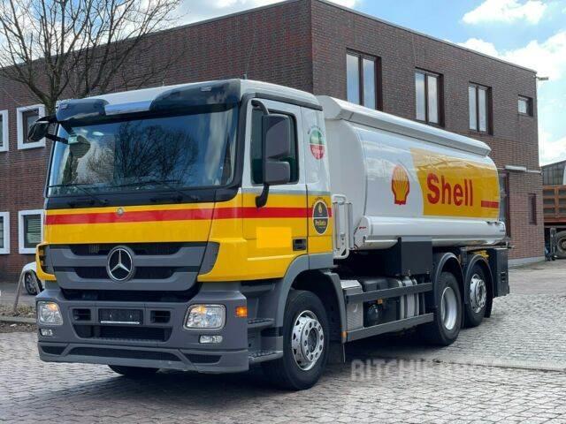 Mercedes-Benz Actros 2544 L / Heizöl/Diesel / Retarder / Tüv