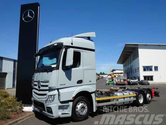 Mercedes-Benz Actros 2545 LL 6x2 BDF Retarder Spurhalte