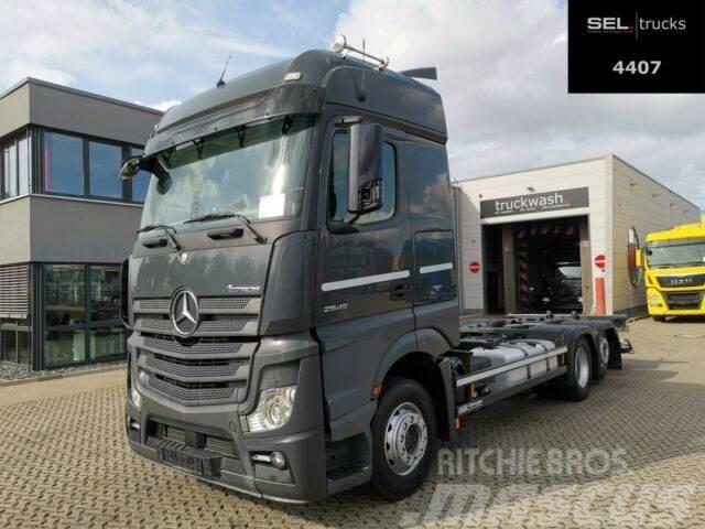 Mercedes-Benz Actros 2545 / Retarder / Ladebordwand / Xenon