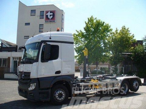 Mercedes-Benz ACTROS 2545L Hyva 20-60S