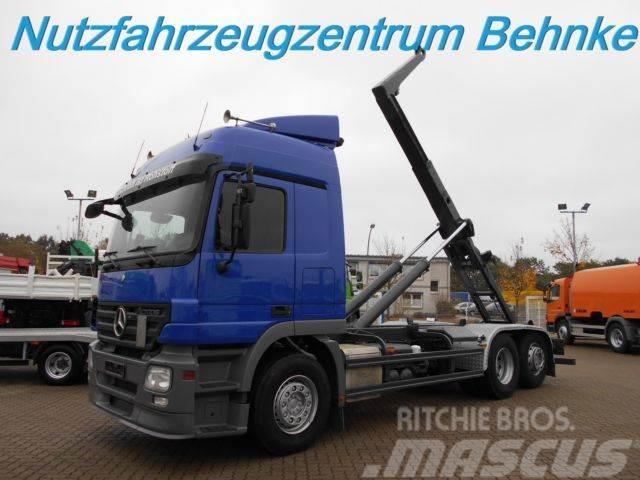 Mercedes-Benz Actros 2546 L Meiller Abroller