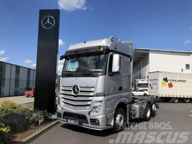 Mercedes-Benz Actros 2548 LS 6x2 Retarder Euro 6