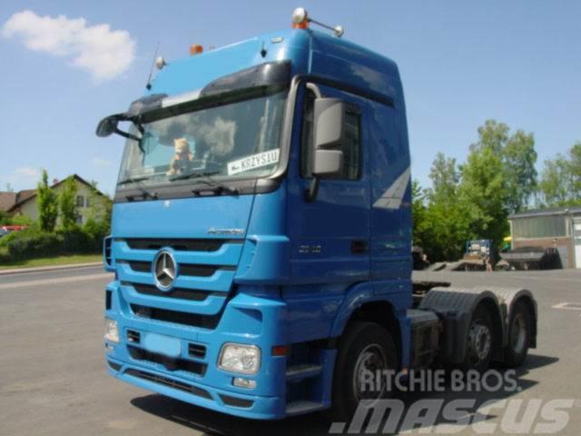 Mercedes-Benz Actros 2548 MP3 6x2 Lift&Lenk Retarder Hydraul