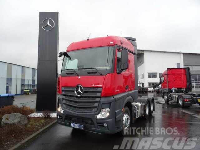 Mercedes-Benz Actros 2643 LS 6x4 Euro 6