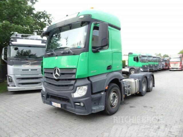 Mercedes-Benz ACTROS 2645 LS 6X4