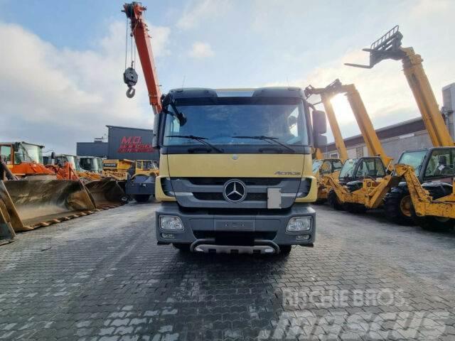 Mercedes-Benz Actros 2646 / 3-Achser / Euro 5 / Bordmatik /