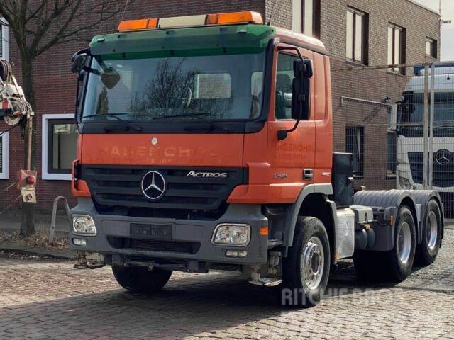 Mercedes-Benz Actros 2646 LS / 6x4 / Retarder / Euro5 / Kuppl.