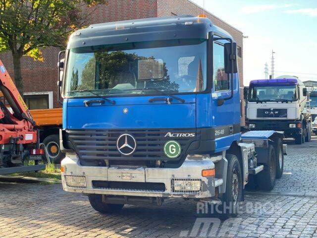 Mercedes-Benz Actros 2648 LS / 6x4 / Retarder / Klima