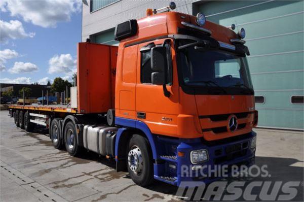 Mercedes-Benz Actros 2651 LS 6x4