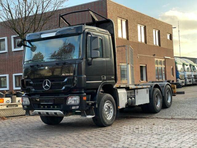 Mercedes-Benz Actros 2655 L / Retarder / 6x4
