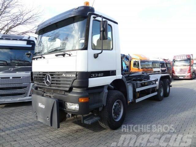 Mercedes-Benz ACTROS 3340 6X6