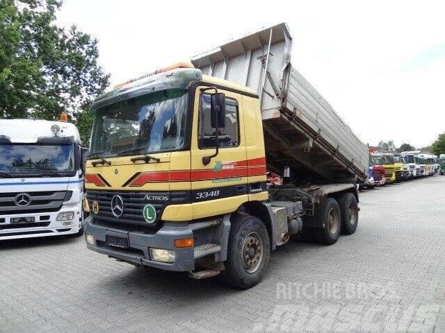 Mercedes-Benz ACTROS 3348 K 6X4